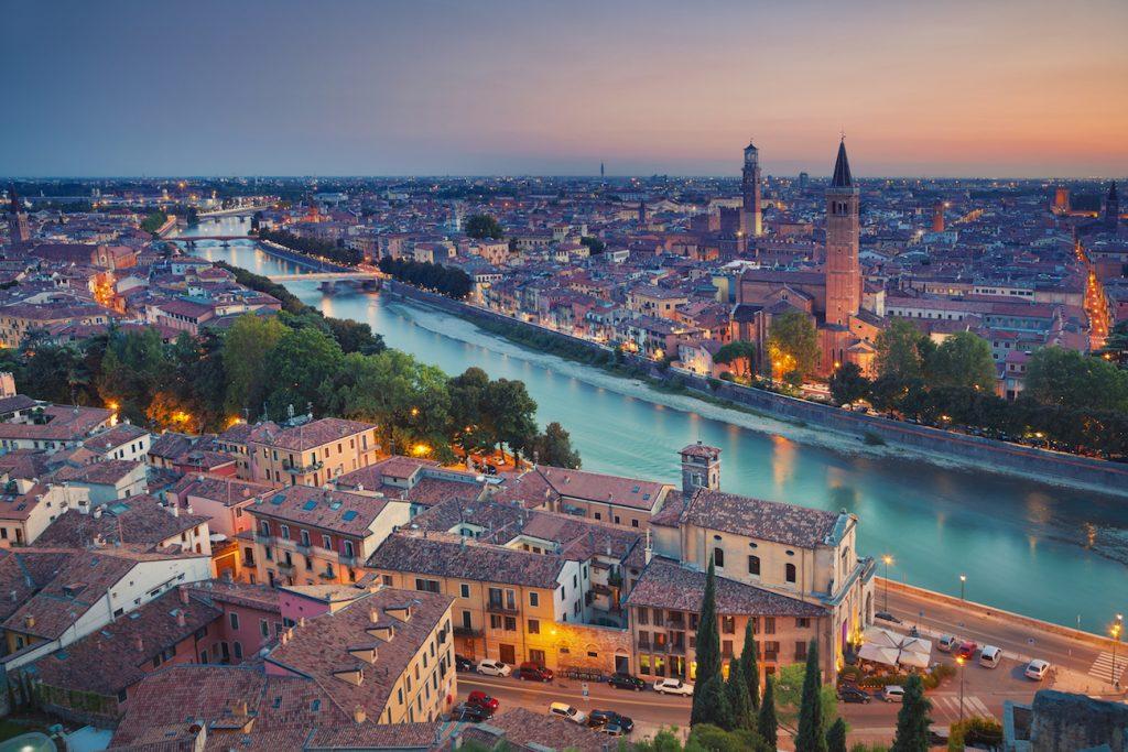 Romantic Verona - Italy