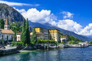 Lake Como by Boat