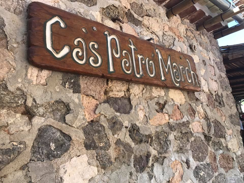 Ca's Patro March Restaurant in Cala Deià