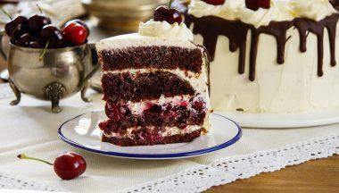 Black forest cake, Schwarzwalder Kirschtorte