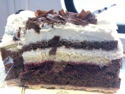 Schwarzwälder Kirschtorte - german black forest cake